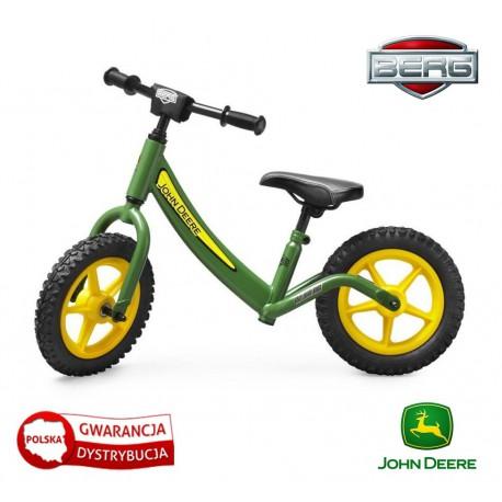 BERG Rowerek biegowy Biky - John Deere