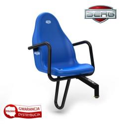 BERG Fotel pasażera Basic/Extra Niebieski