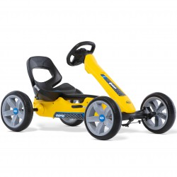 Gokart na pedały Reppy Rider Ciche koła 2-6 lat do 40 kg BERG