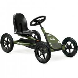 BERG Gokart na pedały Jeep® Junior